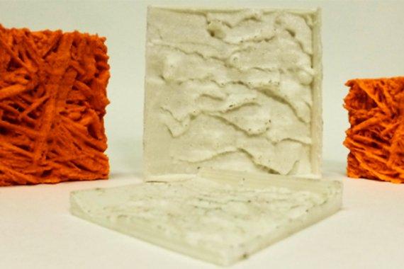 3D печать микроскопических поверхностей