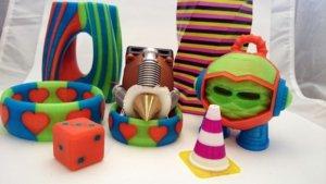 3D печать цветная заказать