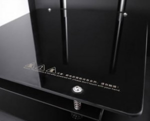 3д принтерCreatBot DX корпус 1
