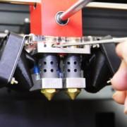 3д принтерCreatBot DX сопло