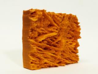 3D печатать микроскопических поверхностей