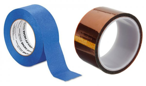 Скотч для 3D печати Blue Tape