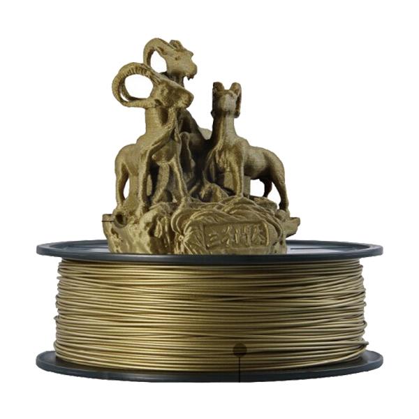 Bronze пластик от компании ESUN