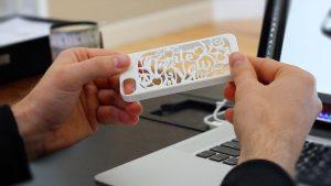 Чехол для айфона на 3Д принтере