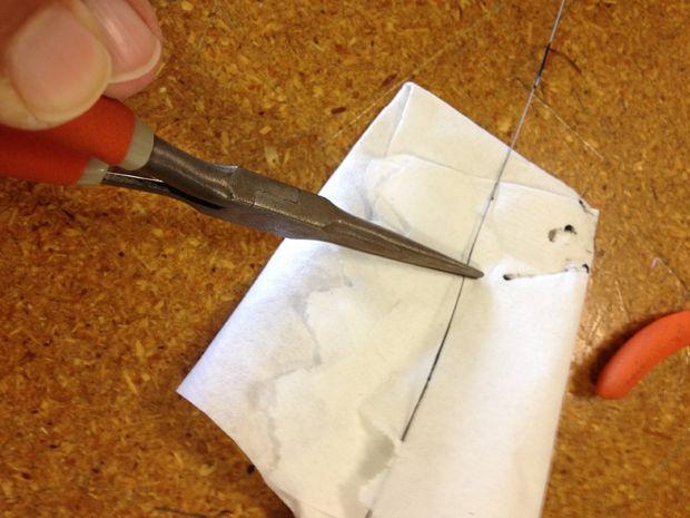 3D принтер-очистка сопла