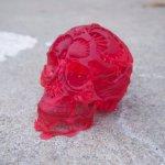 Напечатано из фотополимера makerJuice G+