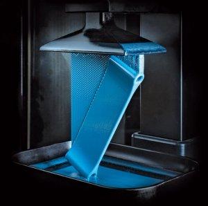 Область построения 3D принтера