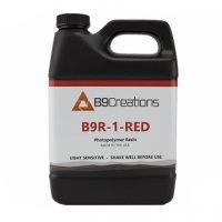 Фотополимерная смола B9R-1-Red