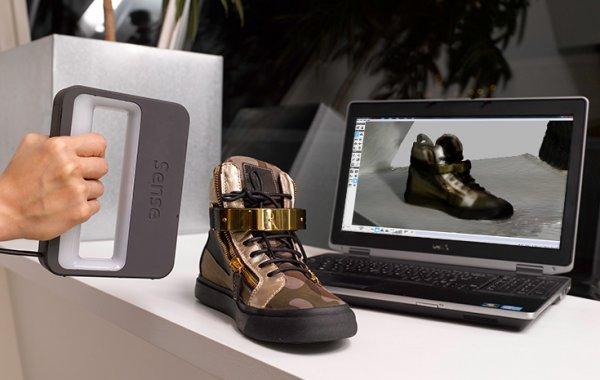 3D сканер 3D Systems Sense