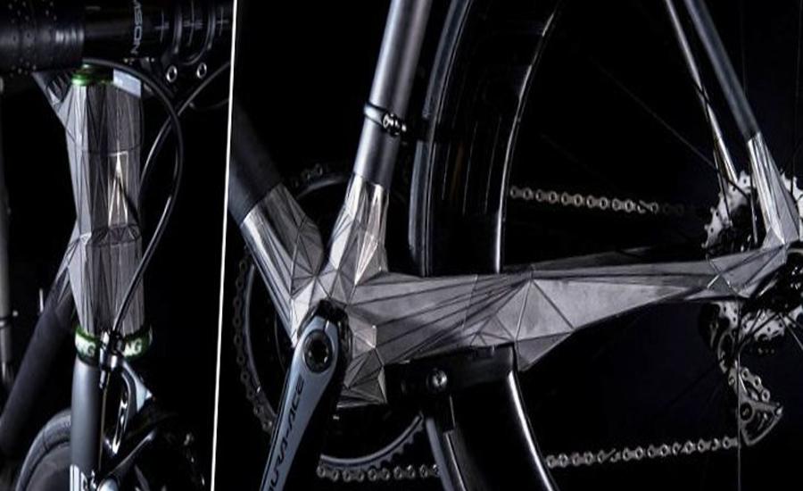 Печатаем велосипед на лето