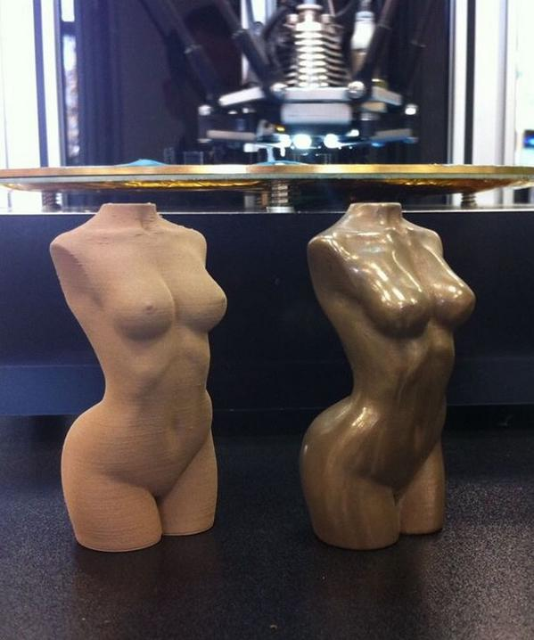 BronzeFill (бронзовый пластик) ColorFabb 1,75 мм