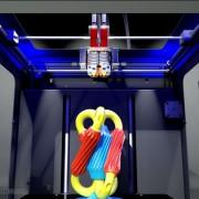 купить 3д принтер CreatBot DX по выгодным ценам