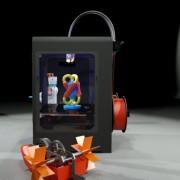 купить 3д принтер CreatBot DX в Киеве
