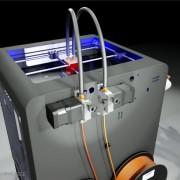купить 3д принтер CreatBot DX в Одессе
