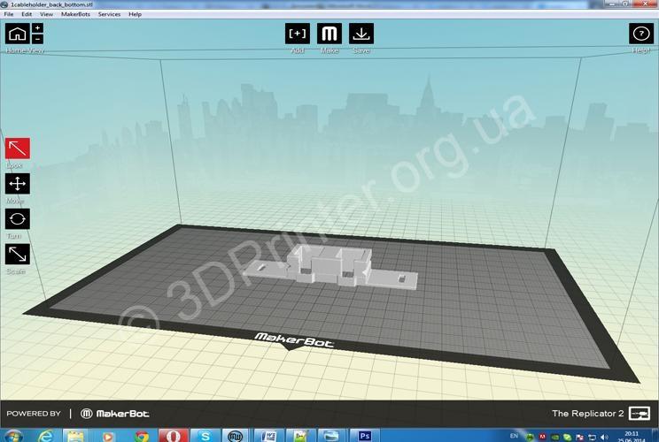 3D-принтер Malyan