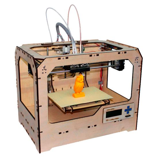 Принтер 3Д купить: Malyan Desktop HD