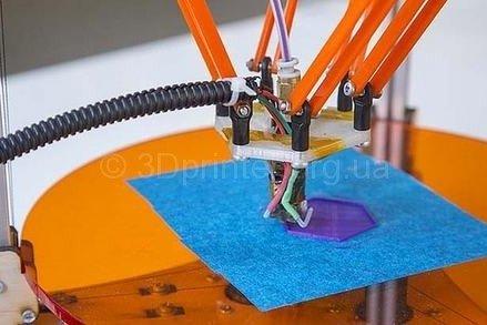 платформы 3D ПРИНТЕРА