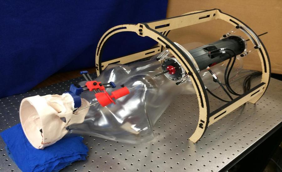 <ольных эпилепсией будет оперировать робот, напечатанный на 3D принтере