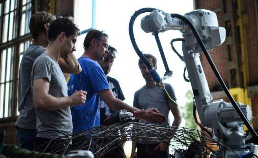 Печать стального моста на 3D принтере