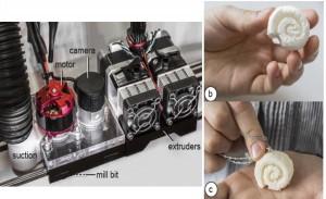 Телепортация с помощью 3D печати