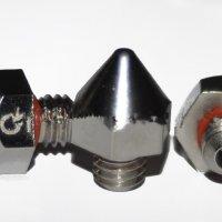 Сопло для 3D принтера — Elite (0,2мм 0,3мм 0,4мм 0,5мм)