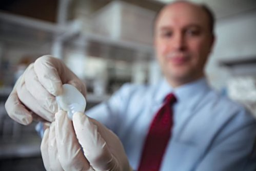 Ушная раковина на 3D принтере