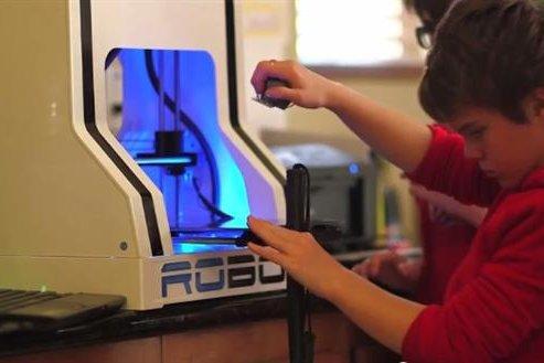 3D принтер ROBO