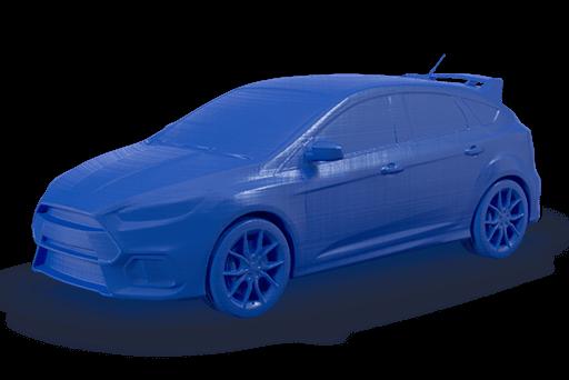 3D печать Ford