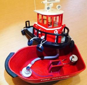 Кораблики с дистанционным управлением