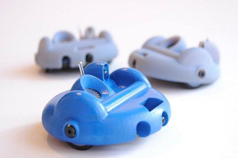 робот на 3D принтере