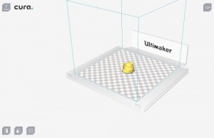 3D принтер Cura