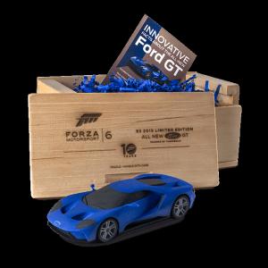 3D печать автомобиля Ford