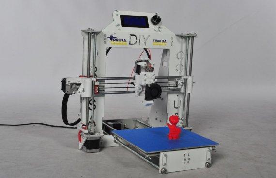 3D принтер огляд