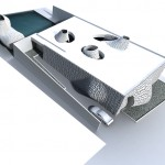 3D Printed House 1.0