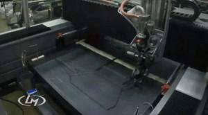 Еще один автомобиль который был сделан на 3D принтере