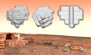 Проект жилья на Марсе с помощью 3D принтера