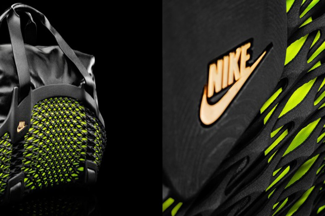 Nike на 3D принтере