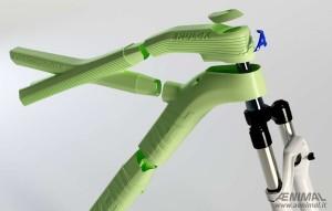 Рама для велосипеда на 3D принтере