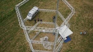 Самый большой 3D принтера для строительства домов