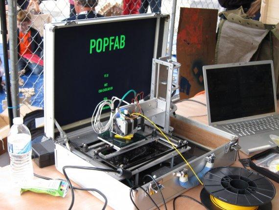 3D принтер PopFab