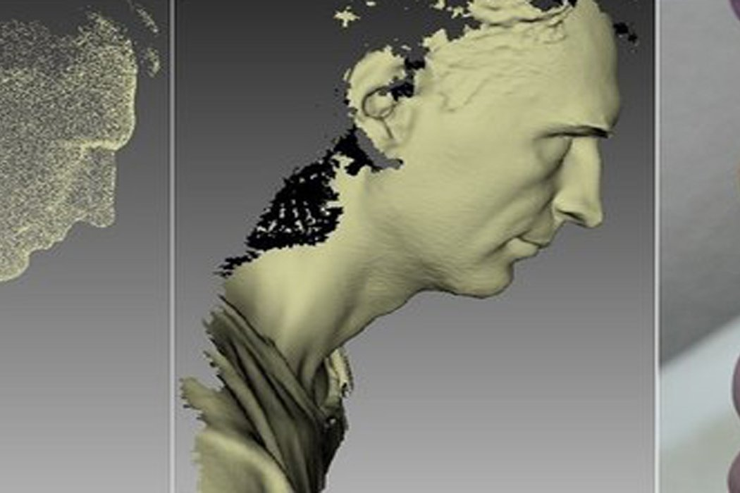 Услуга 3D сканирования