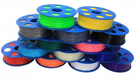 PLA пластик или ABS пластик