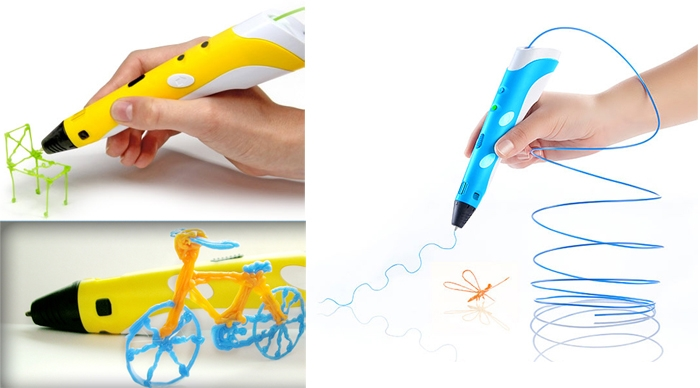 Как выбрать 3D ручку
