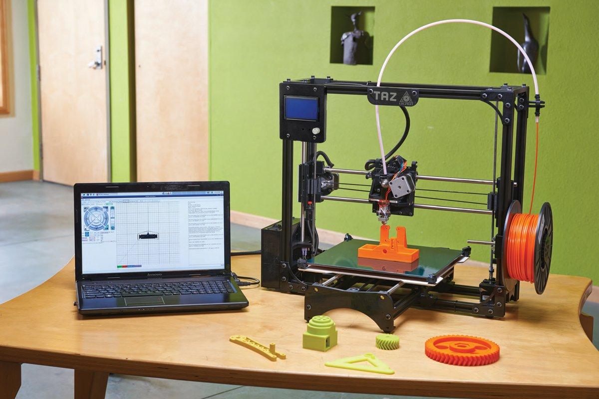 Печать на 3д-принтере