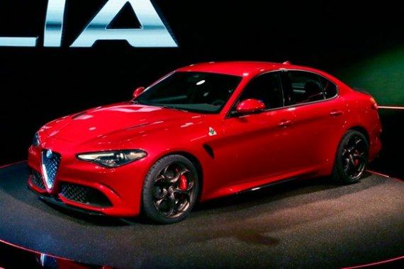 3D печать Alfa Romeo