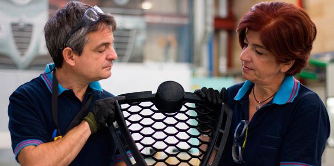 Alfa Romeo применяет технологии 3D печати