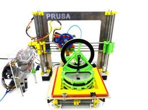 Энергия солнца и ветра с помощью 3D печати