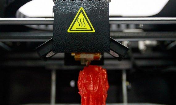 3D печать слои