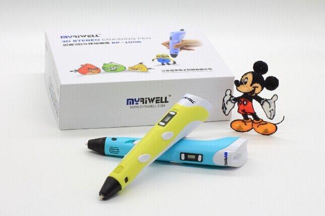 3D ручка подарок