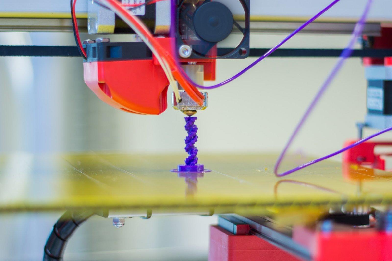 3D печать школа